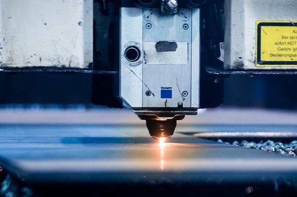 laser, cutting, machine